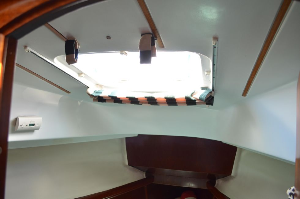 Beneteau 36 CC Forward Berth Overhead Hatch
