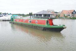 1996 Narrowboat Robinsons Stern Cruiser