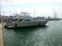 1992 Ferretti Yachts 54 FLY