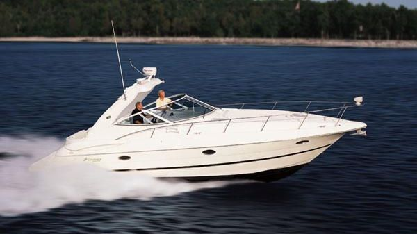 Cruisers Yachts 340 Express Manufacturer Provided Image: 340 Express