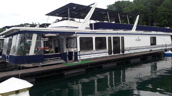 Sumerset 18 x 95 Houseboat