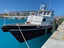 1981 Gulf Craft Aluminum Crew Boat
