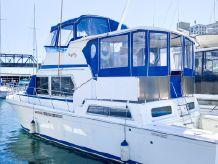 1981 Uniflite 41 Yachtfisher