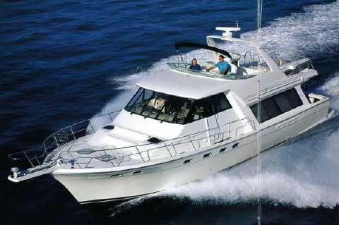 1994 Bayliner 47' 4788 Pilot House Motoryacht - Photo 1