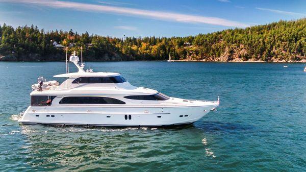 Horizon Motor Yacht Main Profile