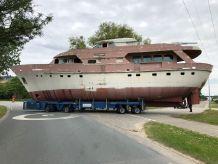 2019 De Vries Lentsch 26 Meter hull