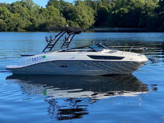 2018 Sea Ray SunSport