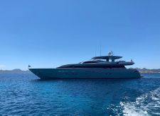 2002 Baglietto Motor Yacht 33m
