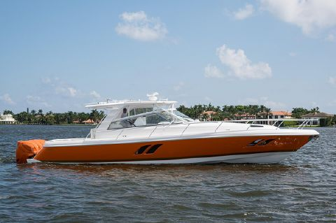 2016 Intrepid 475 Sport Yacht - No Name 47 Intrepid