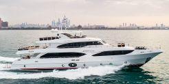 2017 Gulf Craft Majesty 125