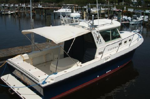 2000 Albin 28 TE AWLGRIPED - Exterior View