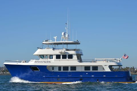 2010 Allseas Expedition Long Range Yacht