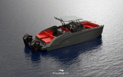 2021 Aurea 30 Open - Fish version