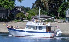 1977 Davis Europa Sedan Trawler
