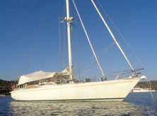 1985 Ferretti Yachts Altura 61