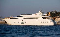 2007 Eurocraft Flybridge yacht