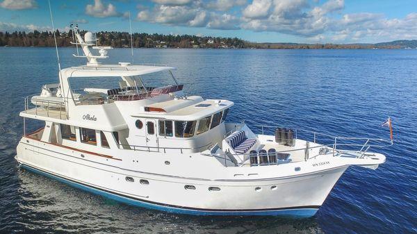 Selene 54 DH Ocean Trawler Selene 54