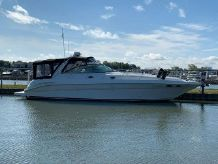 2001 Sea Ray 410 Sundancer