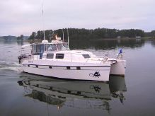 2006 Endeavour 44 TRAWLER CAT
