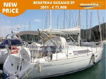 2011 Beneteau Oceanis 37 LIMITED EDITION