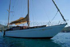 1962 Sangermani Bermudian Yacht - L.Giles