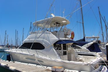 2006 Riviera 47 Open Flybridge