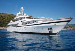 1986 Motor Yacht Cantieri Navali Nicolini
