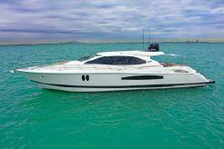 2009 Lazzara Yachts 75 LSX