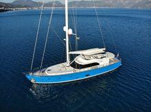 2011 Custom Motor Sailor