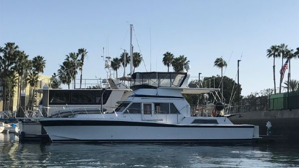 Uniflite Yachtfisher Port Profile