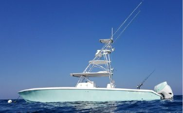 Bahama 41 Open Fisherman