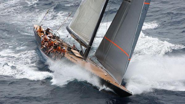 F-class racing sloop F-class Sister vessel