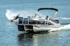 2021 Harris Grand Mariner 270