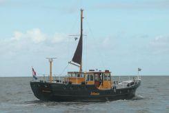1966 Custom Reis-/woonschip motorboot