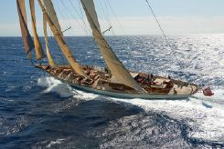 2002 Royal Huisman classic schooner