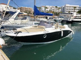 2010 Sessa Marine Key Largo 27