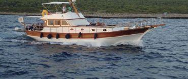 2008 Custom Tum Tour shipyard Custom