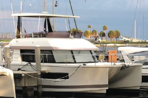 2016 Fountaine Pajot MY 37