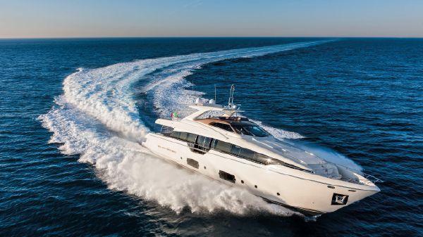 Ferretti Yachts 960 Manufacturer Provided Image: Ferretti 960