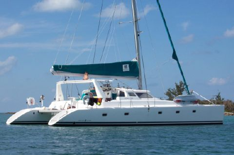 2005 Voyage Yachts 500 Owner's Version - SILENT FAITH
