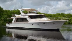 1993 Offshore Yachts Pilothouse Motor Yacht