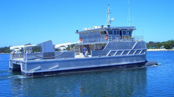 Custom 24m Catamaran