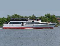 1965 Custom Dinner Tour Boat