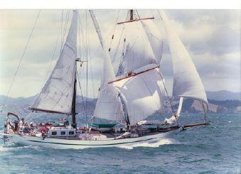 1990 Lubbe-Voss Schooner/Brigantine