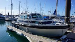1985 Aquastar Ocean Ranger 33