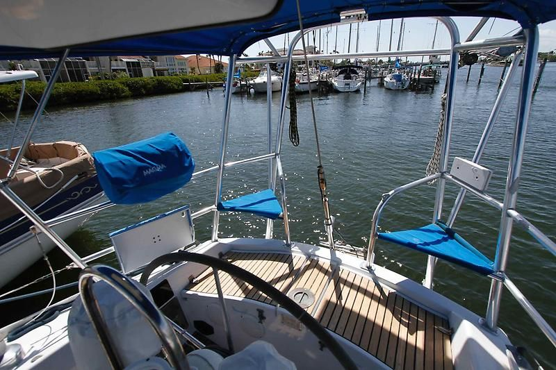 1983 Beneteau First 42 Shallow Draft