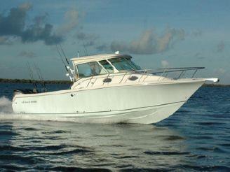 2020 Sailfish 320 EXP