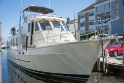 2009 North Pacific 43 Pilothouse