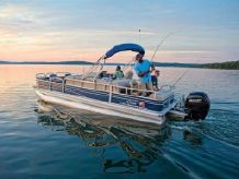 2020 Sun Tracker FISHIN' BARGE® 22 DLX