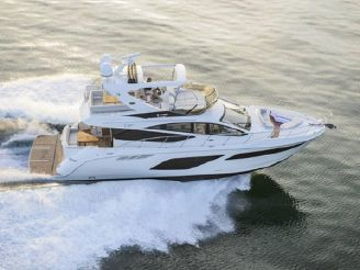 2020 Sea Ray L550 Fly